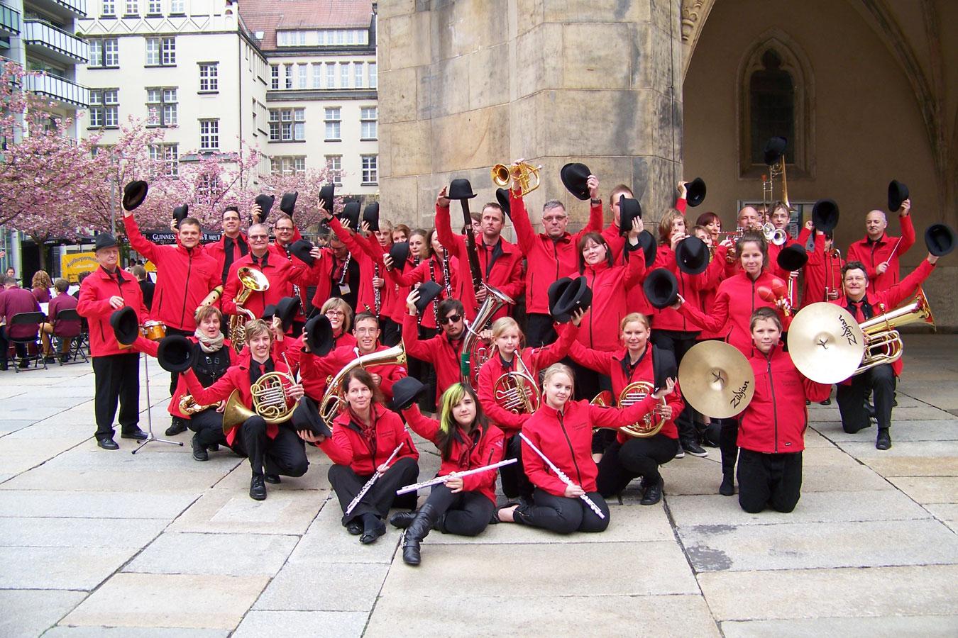 Bundesmusikfest in Chemnitz