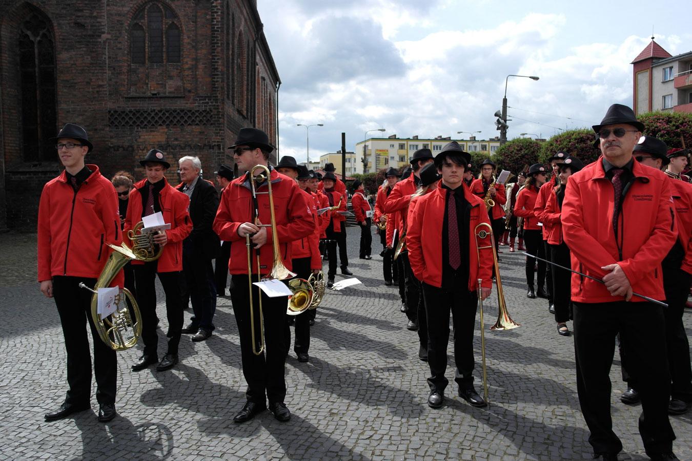 "Musikfestival ""Alte Kameraden"" in Gorzow"